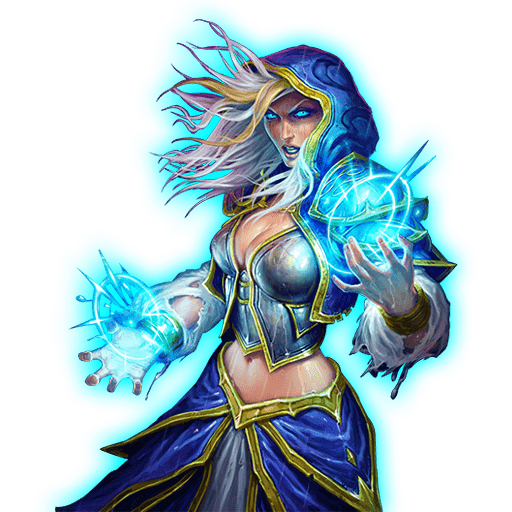Jaina Proudmore Heroes of the Storm/Hearthstone