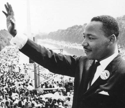 Persoonlijk Leiderschap, de leider Martin Luther King