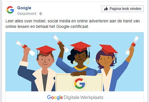 Adverteren op Facebook - Ventastic Solutions