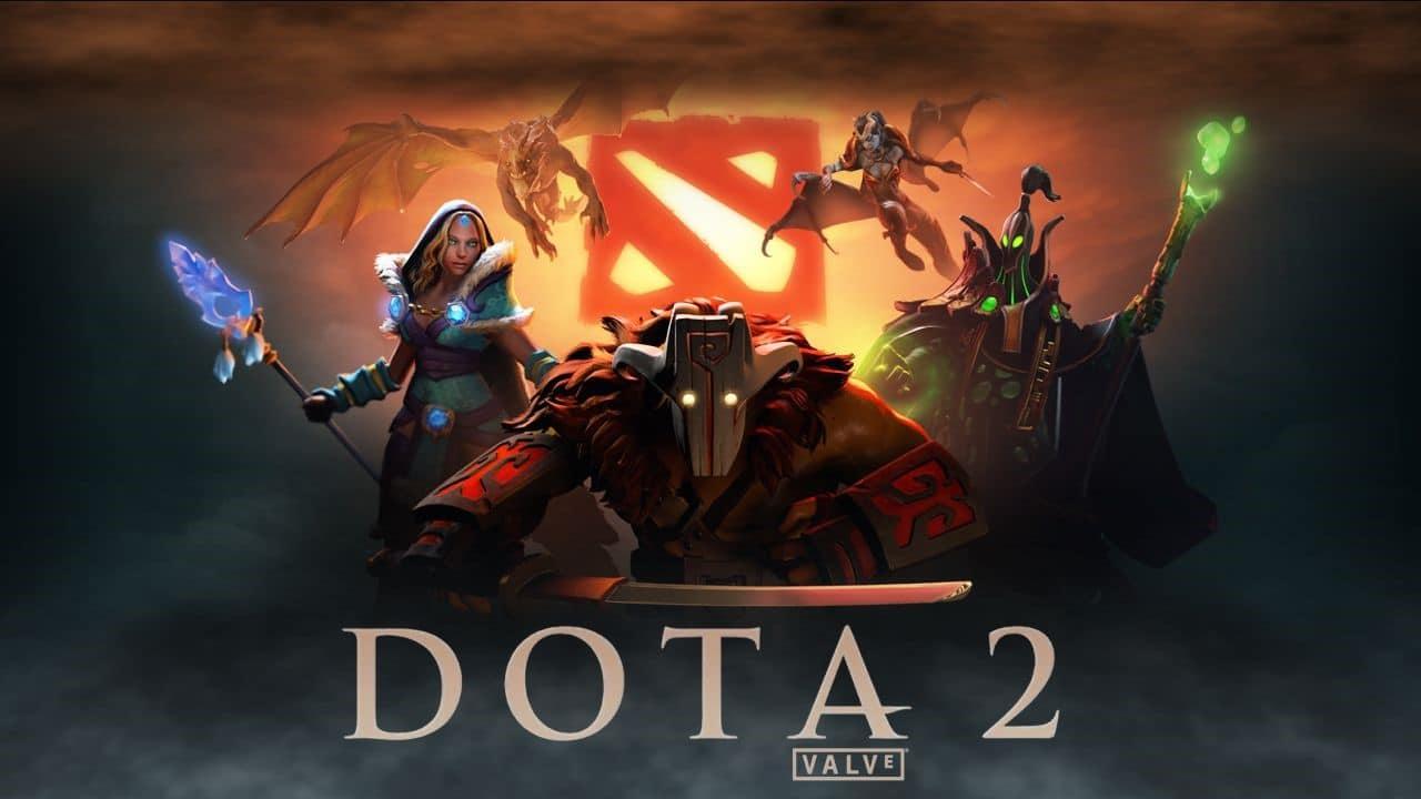 DoTA 2 - MOBA