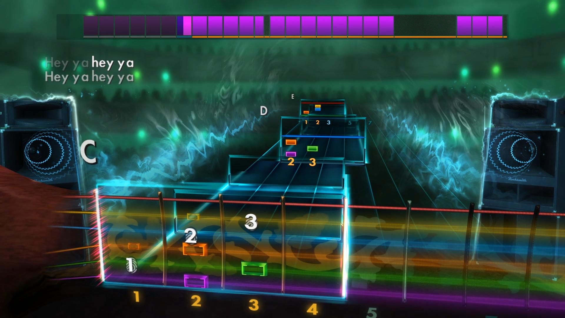 Rocksmith 2014 Gameplay
