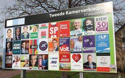 Uitslag Tweede Kamerverkiezingen 2021 Gevisualiseerd